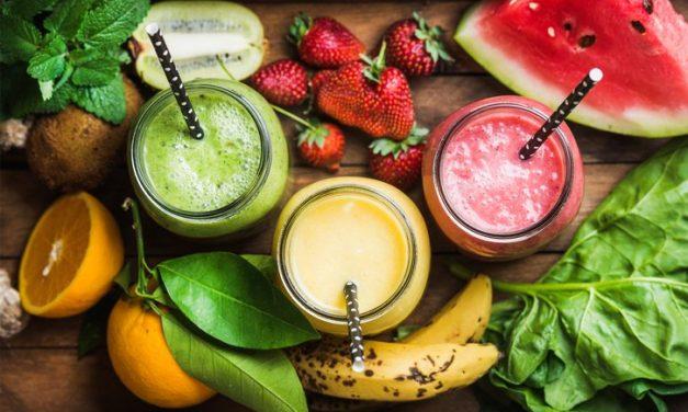 Gezonde voeding als basis voor een gezond leven
